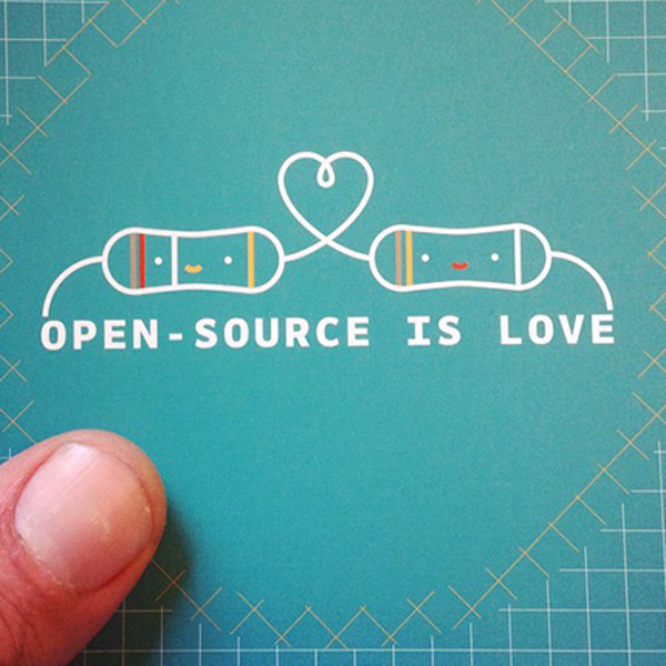 Open Source is Love